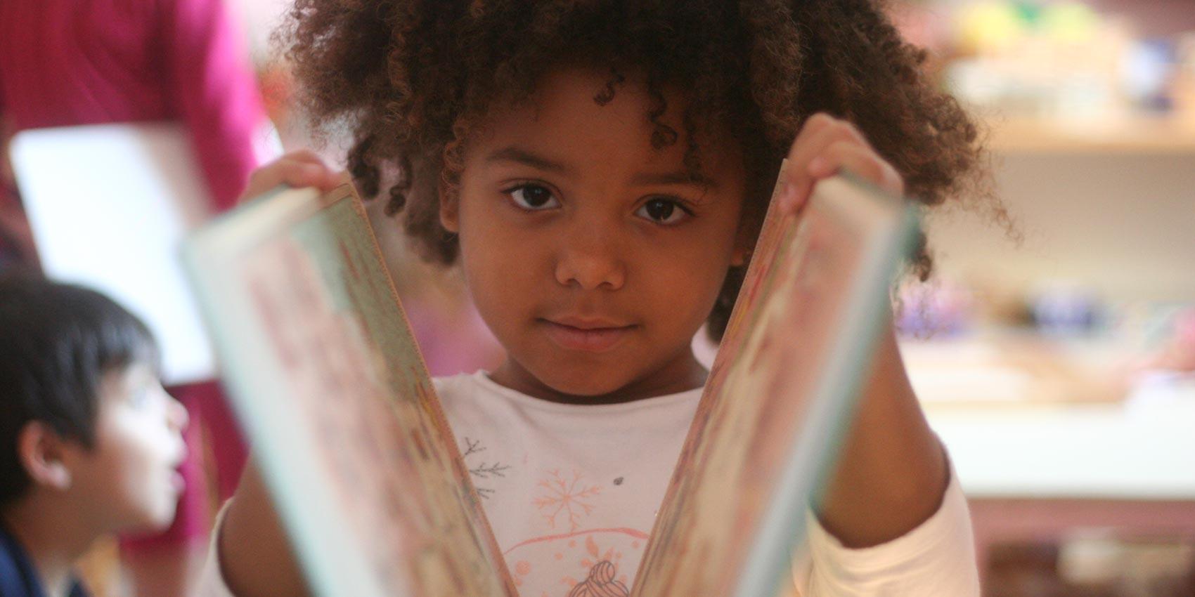 Casa dei bambini <br /> &#8220;Maria Montessori&#8221; 1