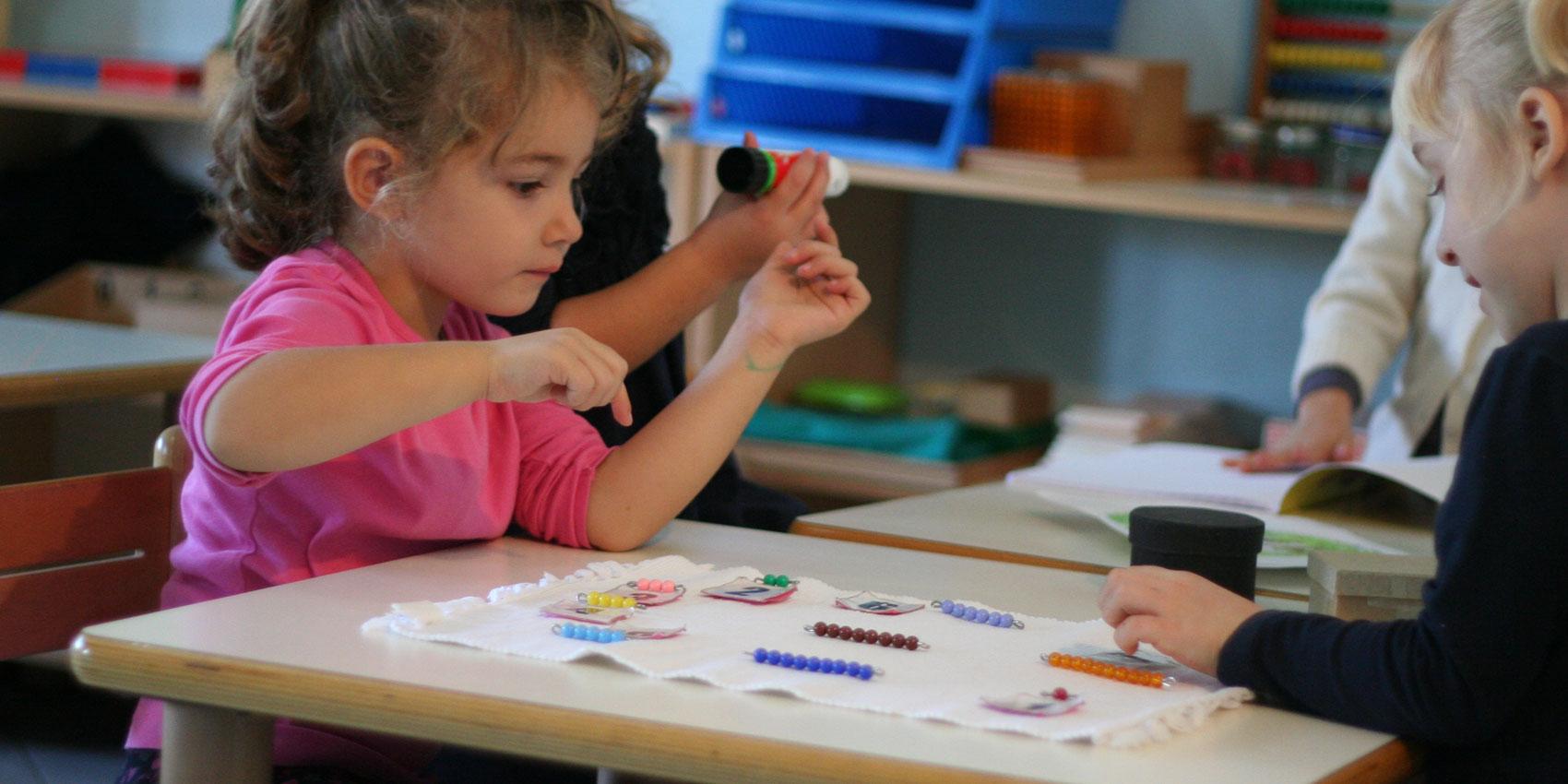 """Casa dei bambini <br /> """"Maria Montessori"""" 2"""