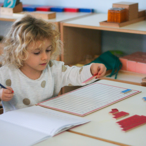 Curriculum Montessori