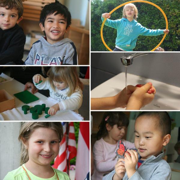 CRES estivo Montessori (genitori) | Scuola Internazionale ...