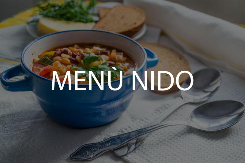 Menu Nido